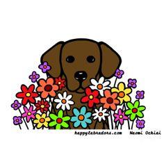 Beautiful Soul Chocolate Labrador
