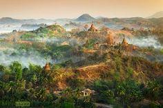 The Lost City Of Mrauk U  - Prachtige foto's, vanuit een prachtig land: Myanmar - Manify.nl