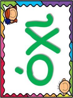 Μαθαίνοντας λέξεις με την ολική μέθοδο ανάγνωσης και γραφής. Φύλλα ερ… Learn Greek, Greek Art, Educational Activities, First Grade, Special Education, Alphabet, Diy And Crafts, Kindergarten, Preschool
