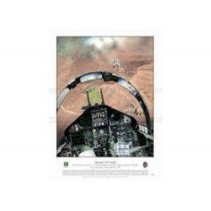 """F-15C """"Eagle"""" dogfight Cockpit Art JA-06 Harley Davidson Online Store, Cockpit Arts, Aviation, Deserts, Eagle, Movie Posters, Film Poster, Postres, Dessert"""