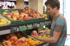 Simon Bernard espère créer un détecteur de pesticides (photo Axel Michonneau)