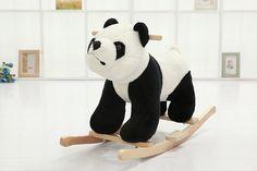 Rocking Plush Panda