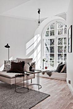 My Scandinavian Home In 2018 Home Design Interior Apartments Home Decor Bedroom, Living Room Decor, Diy Home Decor, Master Bedroom, Bedroom Apartment, Living Rooms, Design Bedroom, Cozy Bedroom, Living Area
