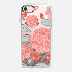 Royal Rose - Classic Grip Case