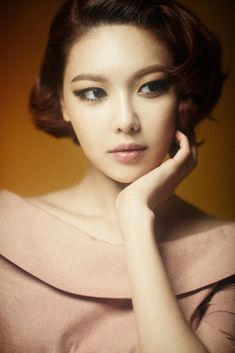 Girls' Generation 2015 comeback: Lion Heart Teaser photos: Sooyoung