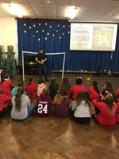 "Fenton School on Twitter: ""Year 6 taking part in a workshop with author Tom Palmer, what a wonderful experience @tompalmerauthor… """