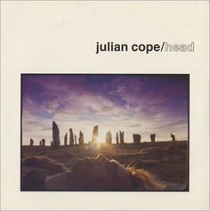 """For Sale - Julian Cope Head UK  7"""" vinyl single (7 inch record) - See this and 250,000 other rare & vintage vinyl records, singles, LPs & CDs at http://eil.com"""