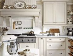 Pleasant Country Living Kitchen!