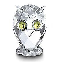 Swarovski Crystal Owl, Miniature