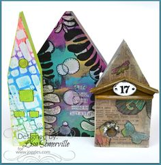 Hi there Joggles Fans! Lisahere today, and I'm excited to share my Wonky Wood Houses Tutorial with you! Grab a cuppa of your favorite drink, as I have many step outs to share with you! Supplies available fromJoggles: Joggles Wonky …
