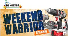 Win the Weekend Warrior Giveaway - Fuggs and Foach
