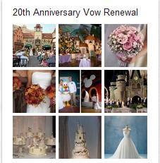 Vow renewal planning