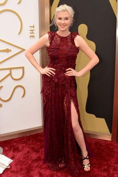 All the Best Dresses from the Oscars Red Carpet