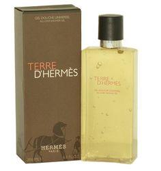 Terre De Hermes Shower Gel - An All-over shower gel for men who has his feet firmly on the ground, but his head is in the stars. Hermes Paris, City Living, Shower Gel, Perfume Bottles, Fragrance, Pie, York, Stars, Shower