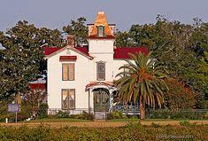 Pippi Longstockings House, Amelia Island Old Town, Florida