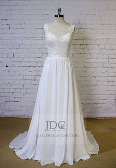 0c2b1d325046 Cheap weddings dress, Buy Quality wedding dresses white directly from China  dress fall wedding Suppliers: Exquisite Lace Wedding Dress V Shape Lace  Neckline ...