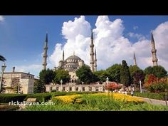 Istanbul, Turkey: The Blue Mosque; video from Rick Steves