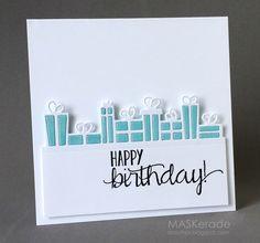 MASKerade: Happy Birthday