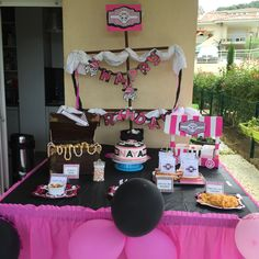 Pink Pirate Party