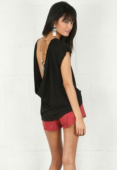50% off  this backless top on Singer22