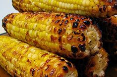 Best Grilled Corn on the Cob Recipe