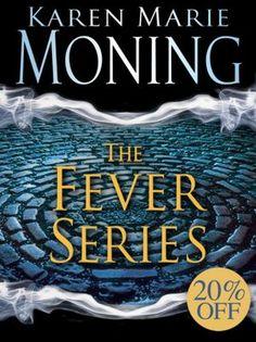The Fever Series 5-Book Bundle: Darkfever, Bloodfever, Faefever, Dreamfever, Shadowfever