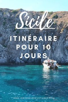 SICILE   Itinéraire pour 10 jours en Sicile #Sicile #Italie #Voyage #Explore #Wanderlust
