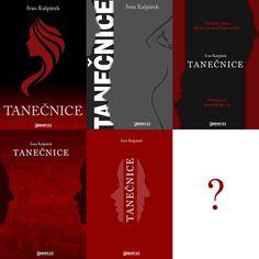 Pracovní verze titulky pro novou knihu Ivana Kašpárka - Tanečnice