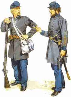 "Confederate Marines  ""winter uniform"" dark blue woolen pants"