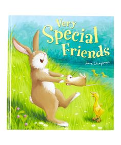 This beautifully illustrated book is perfect for young readers. It helps them develop action vocabulary and practice memory skills through an engaging and entertaining story of friends.