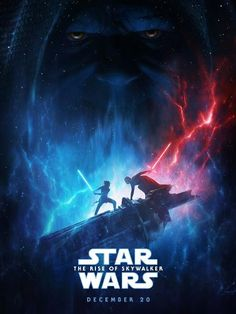 Star Wars: The Rise of Skywalker movie Art Silk Poster Decor. - Star Wars: The Rise of Skywalker movie Art Silk Poster Decor silk print Star Wars Film, Ver Star Wars, Star Wars Watch, Star Wars Poster, Mark Hamill, Carrie Fisher, Jedi Ritter, L Ascension, Images Star Wars