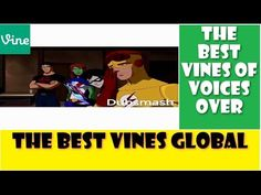 Best Cartoon Voice Over Compilation - Vines Cartoon Funny 2015 Compilation - YouTube