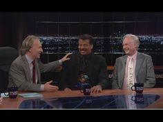 Bill Maher entrevista Neil deGrasse Tyson e Richard Dawkins
