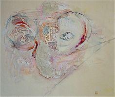 izumi kogahara「いのち」(2007/06 F20 油彩)