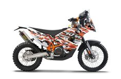The most comprehensive bolt-on tuning kit for KTM 690 Enduro/R. Built with OEM Rally Factory parts. Ktm 690 Enduro, Rallye Raid, Motorcycle Workshop, Ktm Motorcycles, Luggage Rack, Motorcycle Accessories, Motorbikes, Adventure, Vehicles