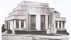 Pavillon de Collectionneur, by Pierre Patout, from 'Architecture Officielle et Les Pavillons: Exposition Internationale des Arts Décoratifs et Industriels Modernes; rassemblées par Pierre Patout', Paris, France, about 1925.