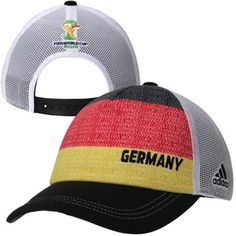 adidas Germany 2014 World Cup Soccer Trucker Hat