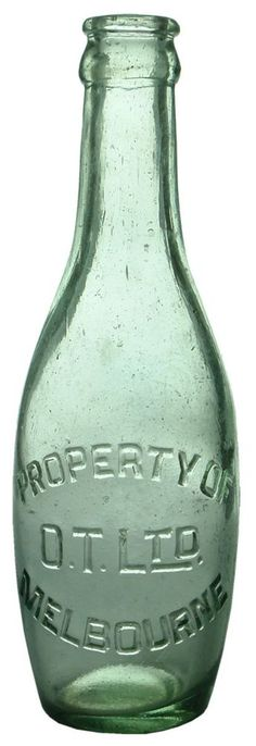 Auction 28 Preview   118   Property OT Crown Seal Skittle Bottle