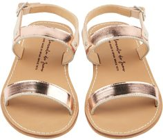 Shop The Maa Girls Helena Sandals In  At Elias & Grace. Browse The Cutest Girls Clothes From Maa, Handpicked By Elias & Grace