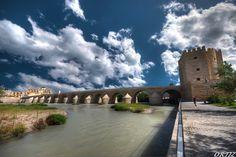 Atrapados por la imagen: Cordoba rio guadalquivir y puente romano