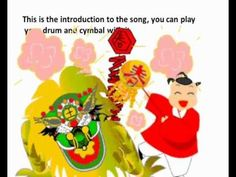 A song for children to celebrate the Chinese New Year - YouTube