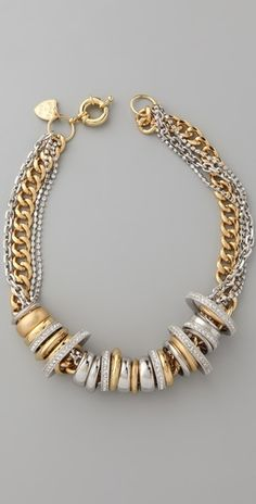 giles and brother trove ring necklace