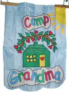 Camp Granfmaw flag our store link is http://stores.ebay.com/store4angels?refid=store