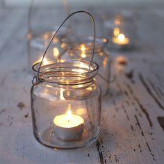 Candels - lots of candels and voila! :)
