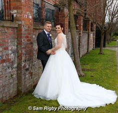 Congratulations to this gorgeous couple who married at the Village Hotel Warrington yesterday x