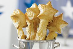 Bring a smile to the face of your fairy princess with these tasty cheese wands.