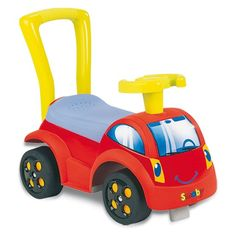 bol.com | Smoby Initio II Loopauto - Rood,Smoby | Speelgoed