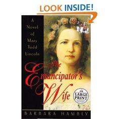 Amazon.com: The Emancipators Wife (9780375434631): Barbara Hambly: Books