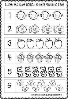 1110 Best 1 Sinif Images In 2019 Preschool Worksheets Math For