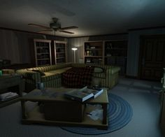 With no guns and no people, 'Gone Home' is a different kind of first-person game - I am completely uninterested in games, but this one sounds intriguing